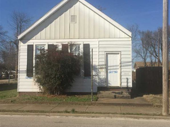 2 bed 2 bath Single Family at 1217 Fountain Ave Evansville, IN, 47710 is for sale at 10k - google static map