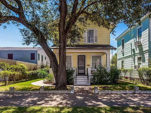 4 bed 2 bath Single Family at 3523 Avenue Q Galveston, TX, 77550 is for sale at 282k - google static map