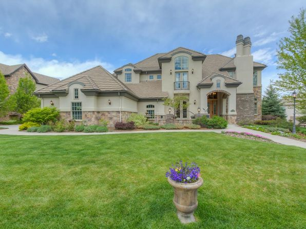 5 bed 6 bath Single Family at 5885 Amber Ridge Dr Castle Pines, CO, 80108 is for sale at 1.36m - 1 of 35