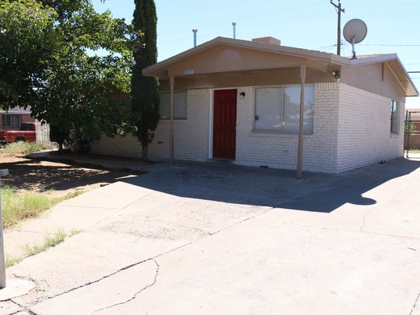 3 bed 1 bath Single Family at 4944 Ajax Ct El Paso, TX, 79924 is for sale at 86k - 1 of 24