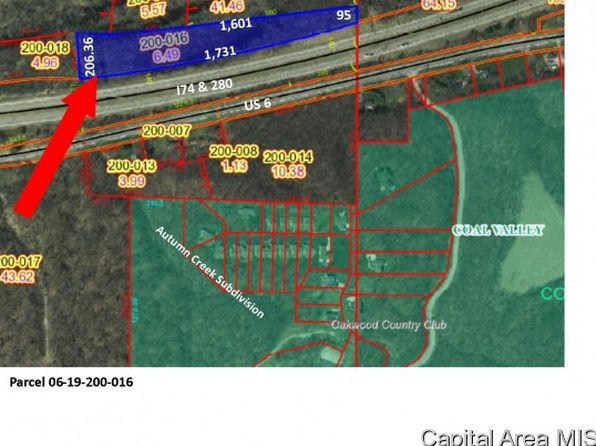 null bed null bath Vacant Land at 00 I 74 and Coal Valley, IL, 61240 is for sale at 20k - google static map