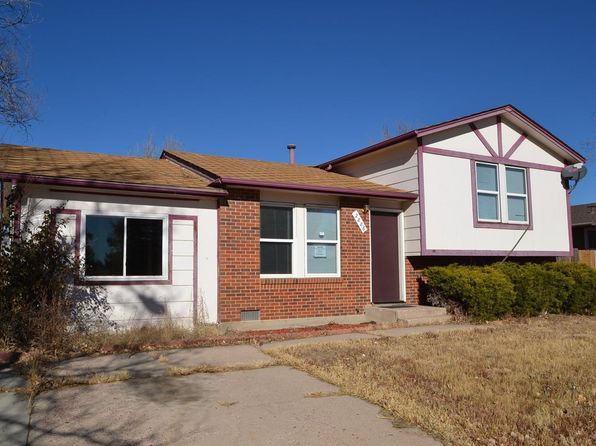 4 bed 3 bath Single Family at 2886 Monica Dr W Colorado Springs, CO, 80916 is for sale at 166k - 1 of 31