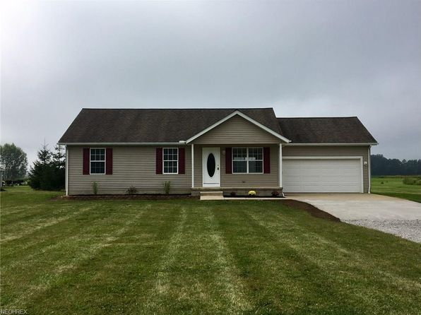 3 bed 2 bath Single Family at 603 Township Road 150 Sullivan, OH, 44880 is for sale at 160k - 1 of 12