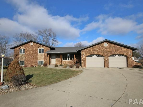 4 bed 3 bath Single Family at 111 Knollaire Dr Metamora, IL, 61548 is for sale at 185k - 1 of 27