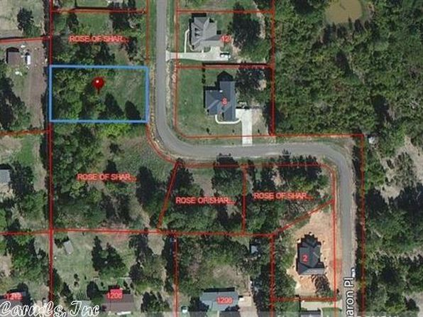 null bed null bath Vacant Land at 0 Rose of Sharon Pl Texarkana, TX, 75501 is for sale at 16k - google static map