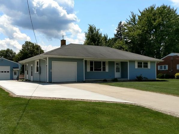 2 bed 1 bath Single Family at 365 E Ottawa St Oak Harbor, OH, 43449 is for sale at 150k - 1 of 9