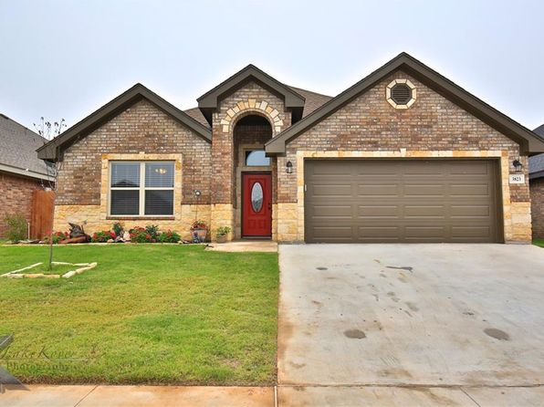 3 bed 2 bath Single Family at 3823 Bettes Ln Abilene, TX, 79606 is for sale at 212k - 1 of 33