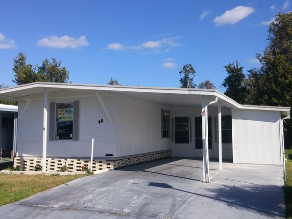2 bed 1 bath Mobile / Manufactured at 44 Hide A Way Ln Winter Haven, FL, 33881 is for sale at 15k - 1 of 5