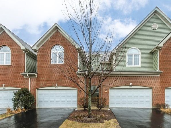 2 bed 4 bath Townhouse at 449 W Fairview Cir Palatine, IL, 60067 is for sale at 335k - 1 of 25