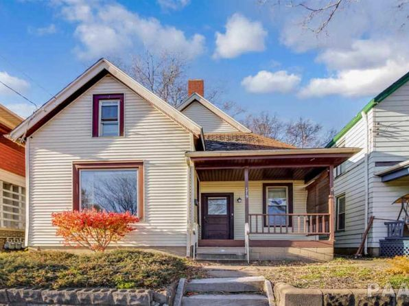 4 bed 1 bath Single Family at 1719 NE Jefferson Ave Peoria, IL, 61603 is for sale at 20k - 1 of 6