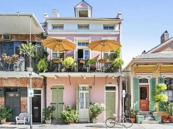 1 bed 1 bath Townhouse at 935 Barracks St New Orleans, LA, 70116 is for sale at 395k - 1 of 13