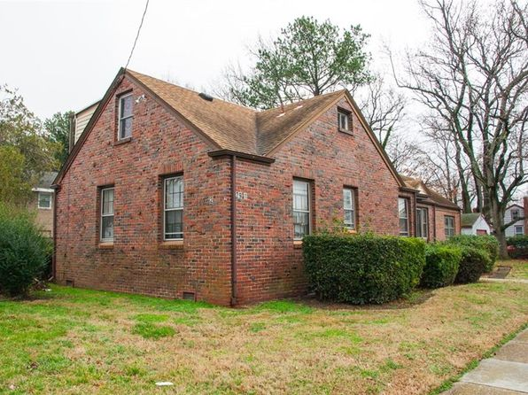 5 bed 2 bath Single Family at 2901 MAPLETON AVE NORFOLK, VA, 23504 is for sale at 150k - 1 of 15