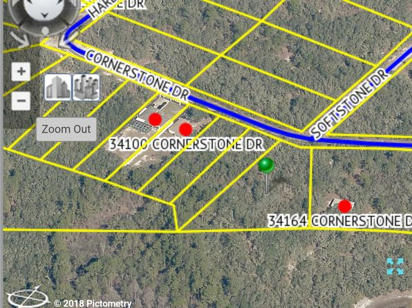 null bed null bath Vacant Land at 34148 CORNERSTONE DR WEBSTER, FL, 33597 is for sale at 29k - google static map