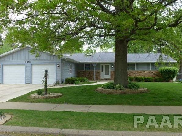 3 bed 3 bath Single Family at 6861 N Fox Point Dr Peoria, IL, 61614 is for sale at 187k - 1 of 22