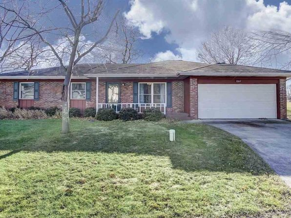 3 bed 2 bath Single Family at 3267 N Bugle Ct Warsaw, IN, 46582 is for sale at 159k - 1 of 30