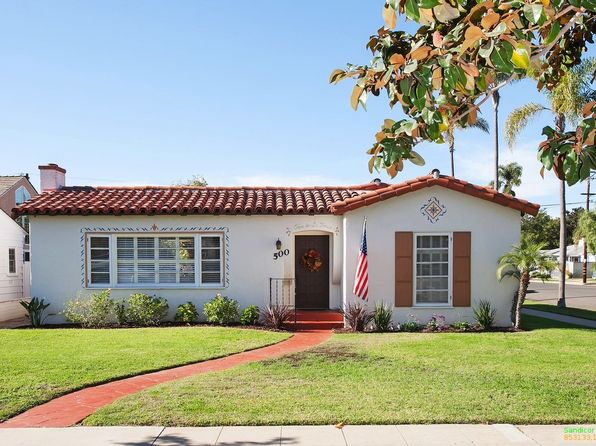 3 bed 2 bath Single Family at 500 J Ave Coronado, CA, 92118 is for sale at 2.10m - 1 of 24