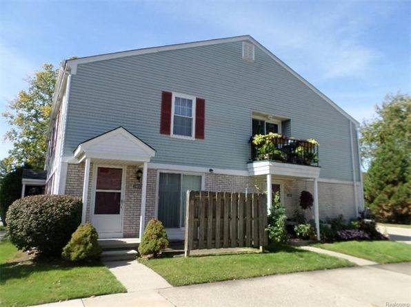 2 bed 2 bath Condo at 24653 Meadow Ln Harrison Township, MI, 48045 is for sale at 65k - 1 of 11