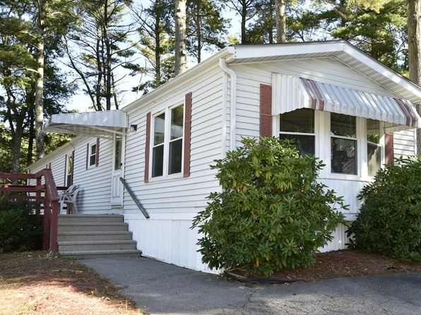 2 bed 1 bath Mobile / Manufactured at 11 Judith Cir West Wareham, MA, 02576 is for sale at 80k - 1 of 10