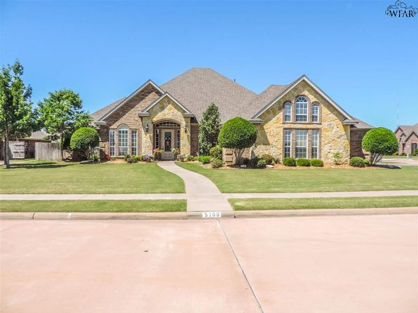 4 bed 3 bath Single Family at 5100 Lake Wellington Pkwy Wichita Falls, TX, 76310 is for sale at 390k - 1 of 30