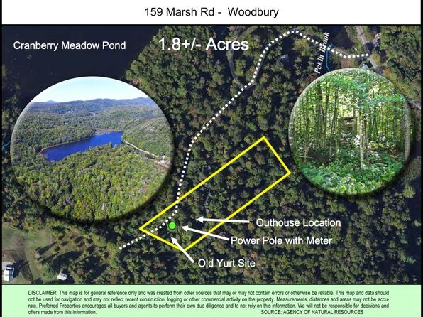 null bed null bath Vacant Land at 159 Marsh Rd Woodbury, VT, 05681 is for sale at 17k - 1 of 36