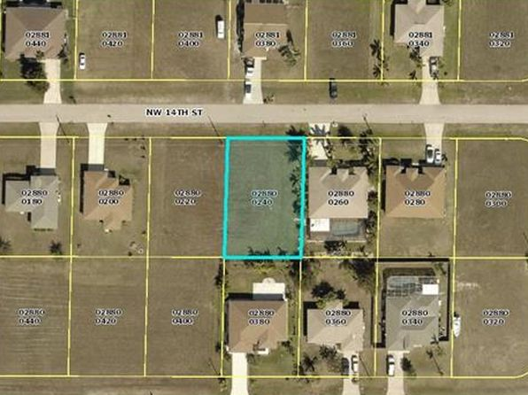 null bed null bath Vacant Land at 1100 NW 14TH ST CAPE CORAL, FL, 33993 is for sale at 10k - 1 of 3
