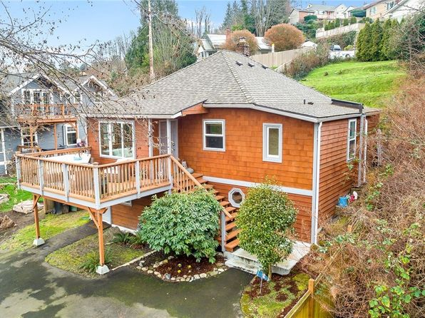 3 bed 2 bath Single Family at 4011 BURTON PL W SEATTLE, WA, 98199 is for sale at 750k - 1 of 18