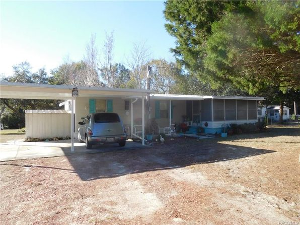 2 bed 2 bath Mobile / Manufactured at 2636 E Venus St Inverness, FL, 34453 is for sale at 50k - 1 of 10