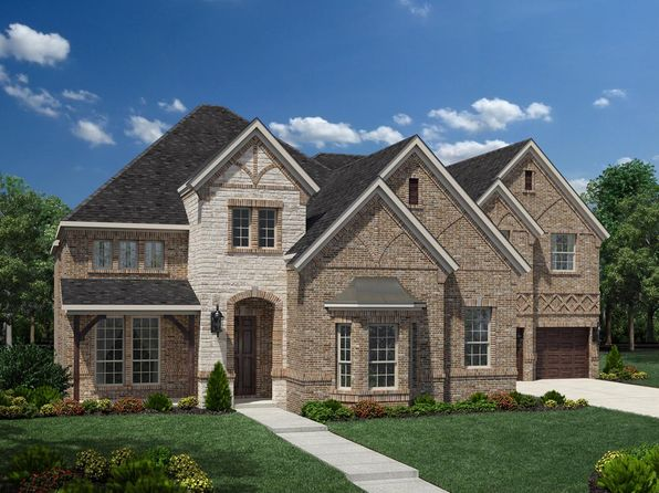 Katy TX New Homes & Home Builders For Sale