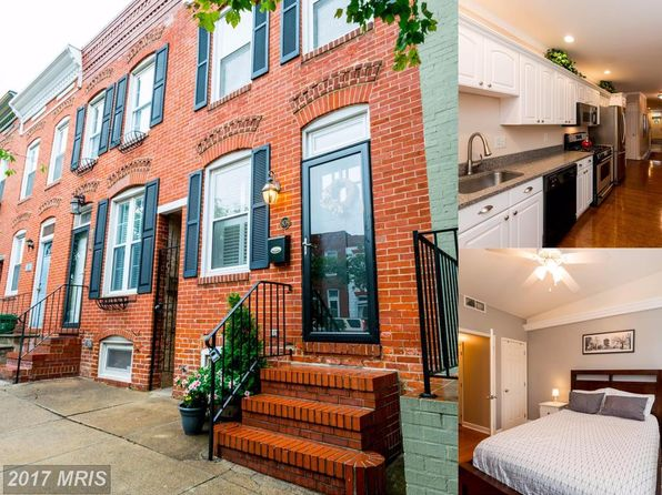 2 bed 2 bath Townhouse at 809 S Luzerne Ave Baltimore, MD, 21224 is for sale at 290k - 1 of 30