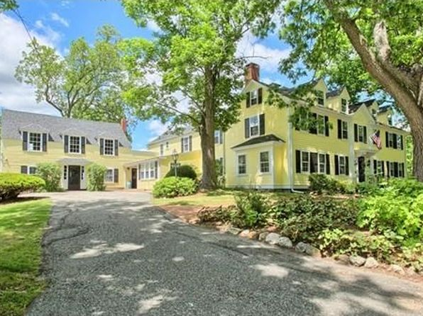 7 bed 5 bath Single Family at 808 GREAT POND RD NORTH ANDOVER, MA, 01845 is for sale at 1.35m - 1 of 30