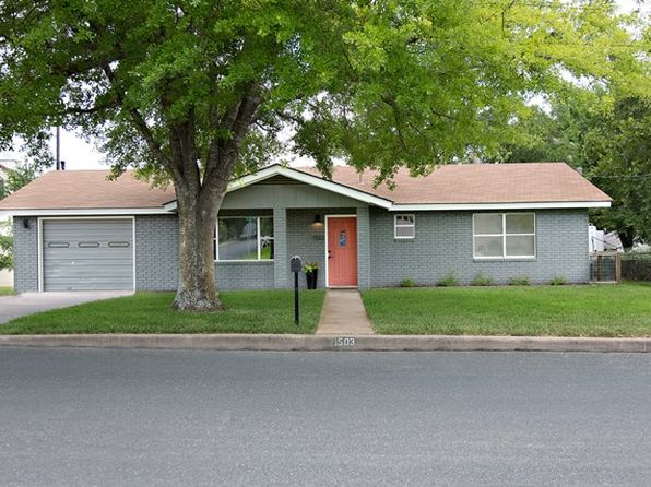 2 bed 2 bath Single Family at 1503 N Adams St Fredericksburg, TX, 78624 is for sale at 299k - 1 of 18