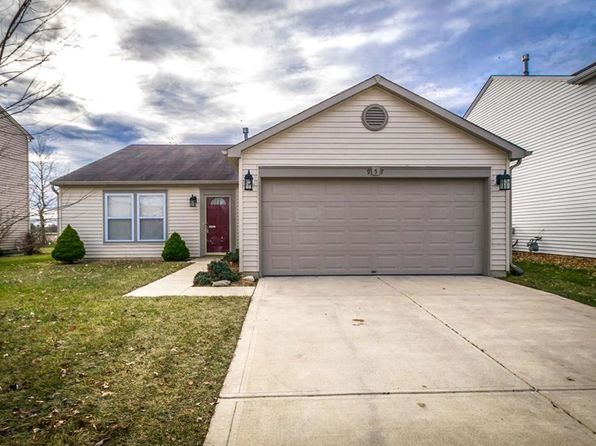 3 bed 2 bath Single Family at 957 Brookstone Dr Franklin, IN, 46131 is for sale at 125k - 1 of 24