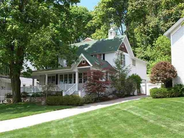 4 bed 3 bath Single Family at 410 W 4th St Harbor Springs, MI, 49740 is for sale at 640k - 1 of 12