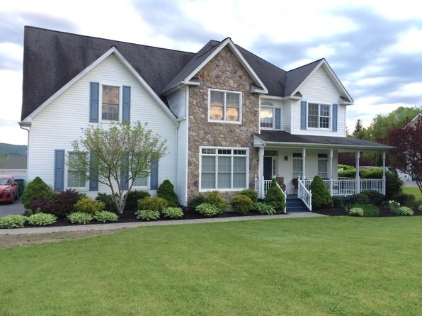 4 bed 4 bath Single Family at 45 HARRISONS TRL HOPEWELL JUNCTION, NY, 12533 is for sale at 550k - google static map