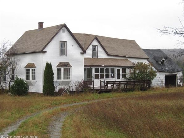4 bed 1 bath Single Family at 78 BURLOCK RD PRESQUE ISLE, ME, 04769 is for sale at 25k - 1 of 11