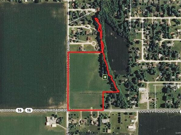 null bed null bath Vacant Land at 1 N Centennial Rd Jerseyville, IL, 62052 is for sale at 256k - google static map