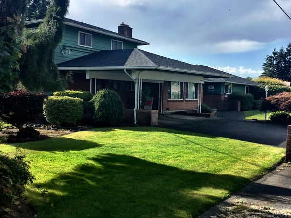 4 bed 3 bath Single Family at 1115 Rancho Rd Centralia, WA, 98531 is for sale at 365k - 1 of 6