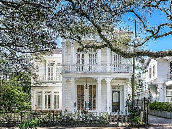 Garden District Real Estate - Garden District New Orleans Homes For