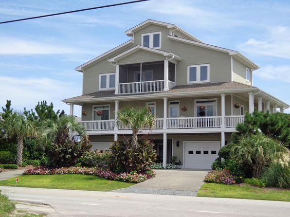 6 bed 6 bath Single Family at 1610 S Shore Dr Surf City, NC, 28445 is for sale at 1.40m - 1 of 34