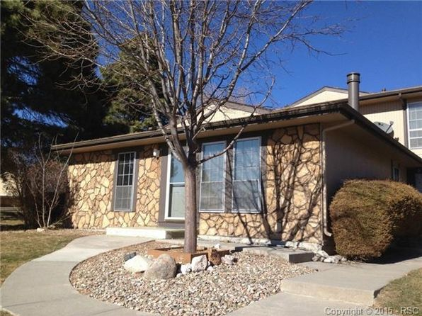 1 bed 1 bath Single Family at 4895 El Camino Dr Colorado Springs, CO, 80918 is for sale at 94k - google static map
