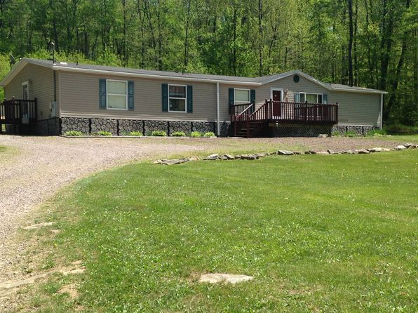 4 bed 3 bath Mobile / Manufactured at 380 Pike School Rd Markleysburg, PA, 15459 is for sale at 185k - 1 of 22