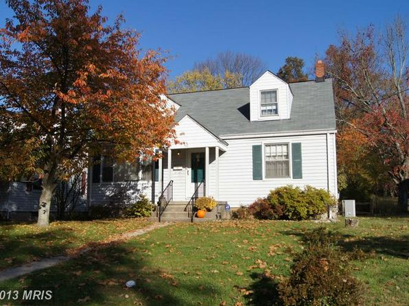4 bed 3 bath Single Family at 610 Spring Ave Lutherville Timonium, MD, 21093 is for sale at 330k - 1 of 32