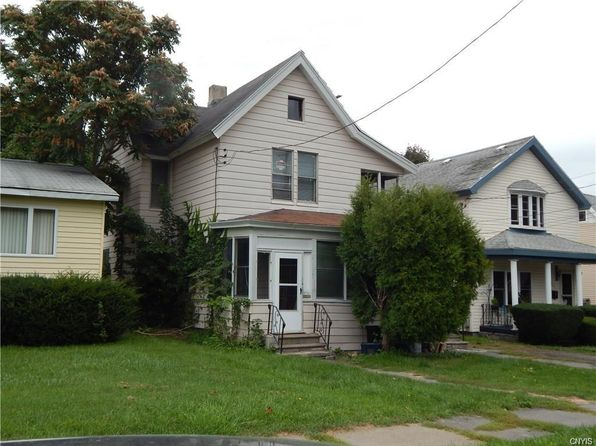 5 bed 2 bath Multi Family at 820 Milton Ave Syracuse, NY, 13204 is for sale at 80k - 1 of 4