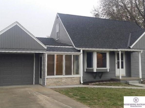 3 bed 2 bath Single Family at 7066 Binney St Omaha, NE, 68104 is for sale at 163k - 1 of 21