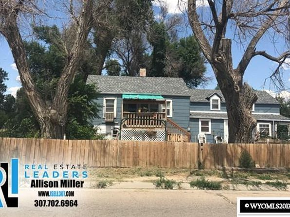 4 bed 2.75 bath Single Family at 707 N Jefferson St Casper, WY, 82601 is for sale at 95k - 1 of 7