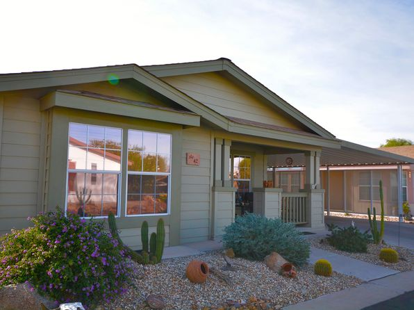 3 bed 2 bath Mobile / Manufactured at 8840 E Sunland Ave Mesa, AZ, 85208 is for sale at 90k - 1 of 25