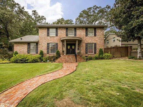 4 bed 3 bath Single Family at 6 Cleveland Cir Little Rock, AR, 72207 is for sale at 389k - 1 of 37