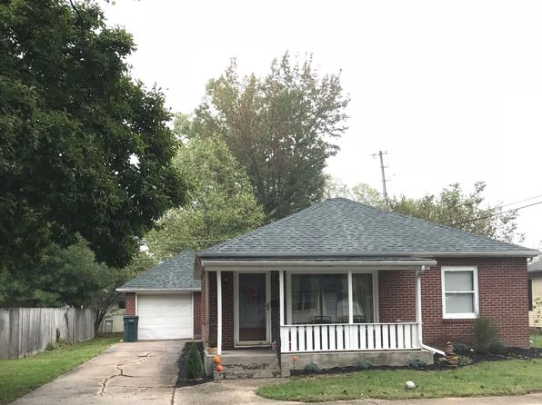 2 bed 1 bath Single Family at 309 Voorhees St Rockville, IN, 47872 is for sale at 50k - google static map
