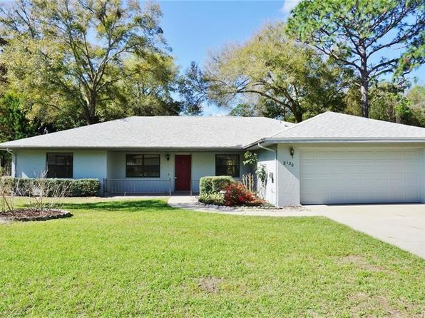 3 bed 2 bath Single Family at 2130 W Doral Ct Citrus Springs, FL, 34434 is for sale at 159k - 1 of 44