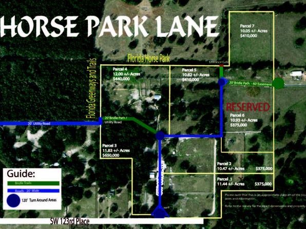 null bed null bath Vacant Land at  SW 10th Ave Ocala, FL, 34473 is for sale at 375k - 1 of 3
